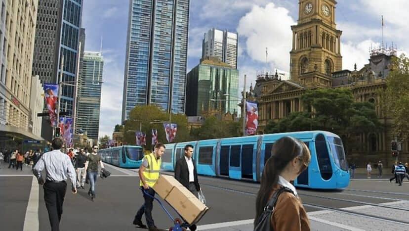 NSW $30 Billion (AUS) Infrastructure Project