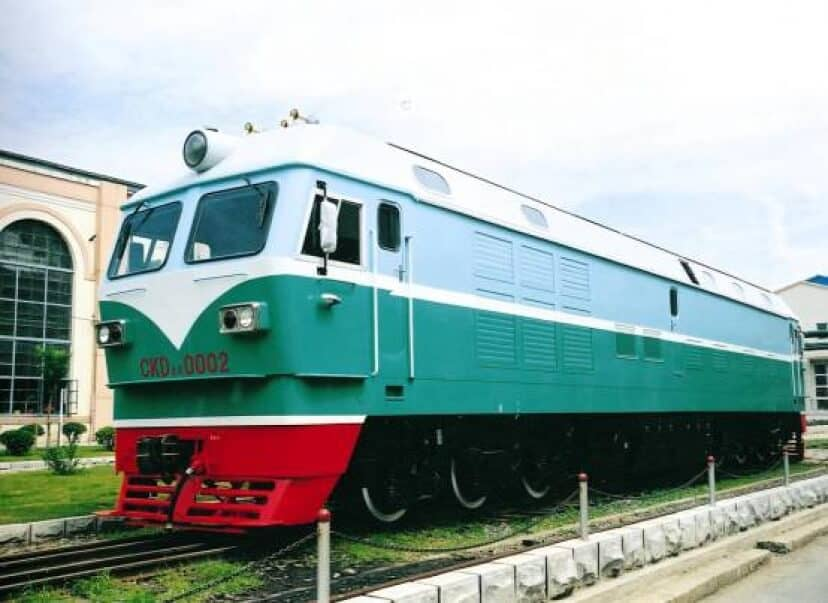CNR Dalian Awarded Diesel Locomotive Contract by MTR Corporation