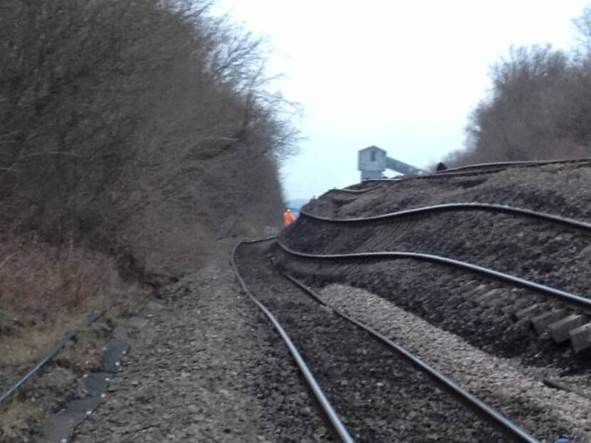 Disruption to rail services – Stainforth