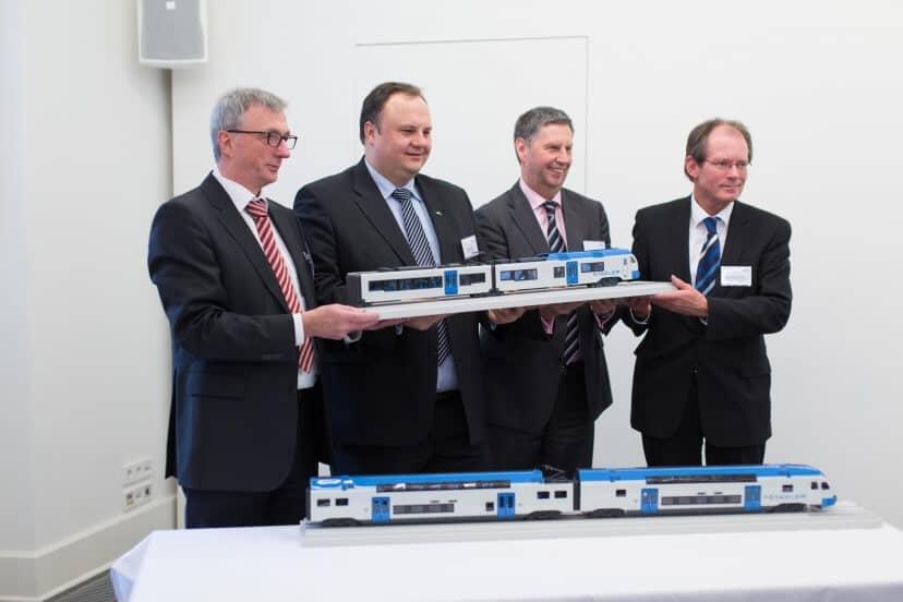 Stadler is Producing 28 Regional Trains for WestfalenBahn on Behalf of Alpha Trains