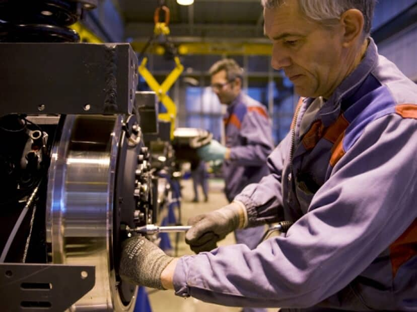 Alstom Le Creusot Surpasses Bogies Record