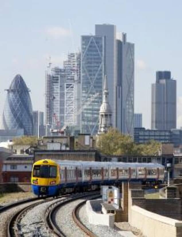 London Overground Passengers Now Set to Benefit From WiFi Connections at Stations