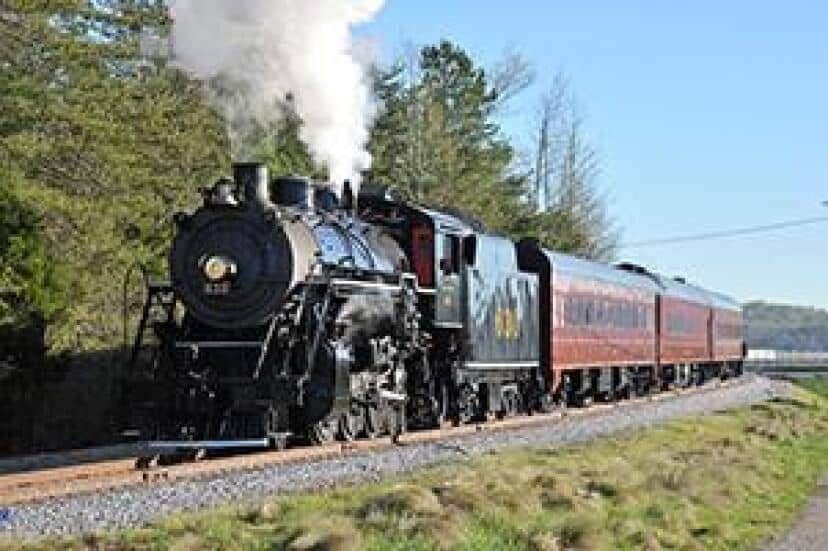 1st Century Steam Excursion to be Held in Partnership with Norfolk Southern