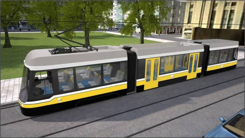 BROOKVILLE AWARDED OFF-WIRE CAPABLE MODERN STREETCARS FOR CITY OF DALLAS