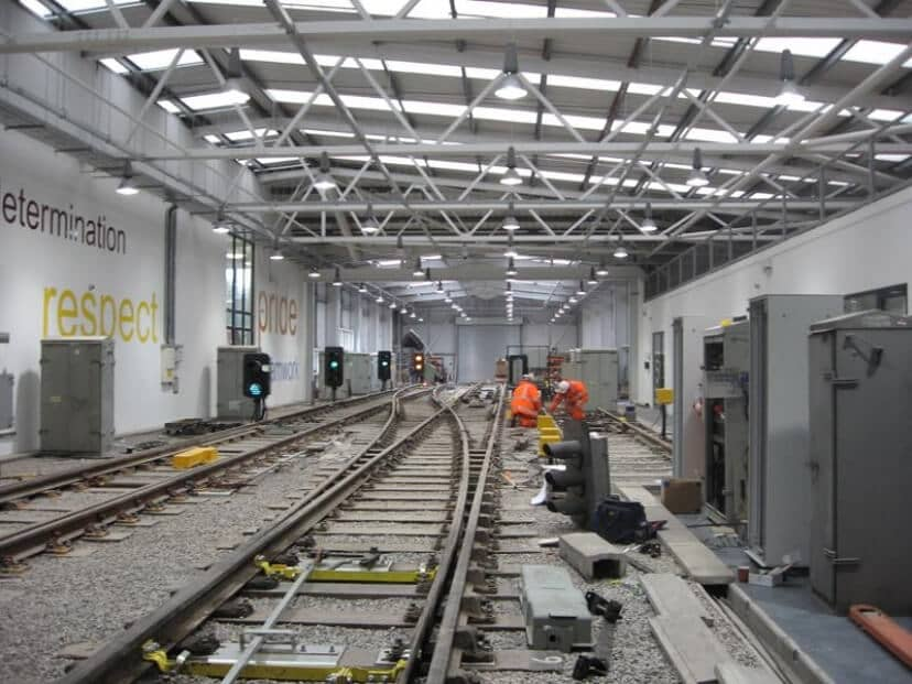 Region's state-of-the-art rail centre opens its doors for aspiring apprentices