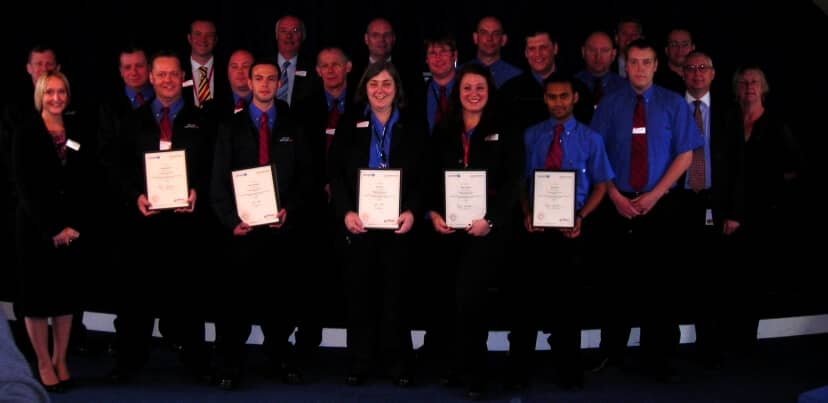 Successful New Training Programme Completed by South West Trains and Network Rail Alliance