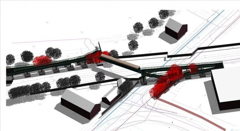 New footbridge to be built in Fishbourne