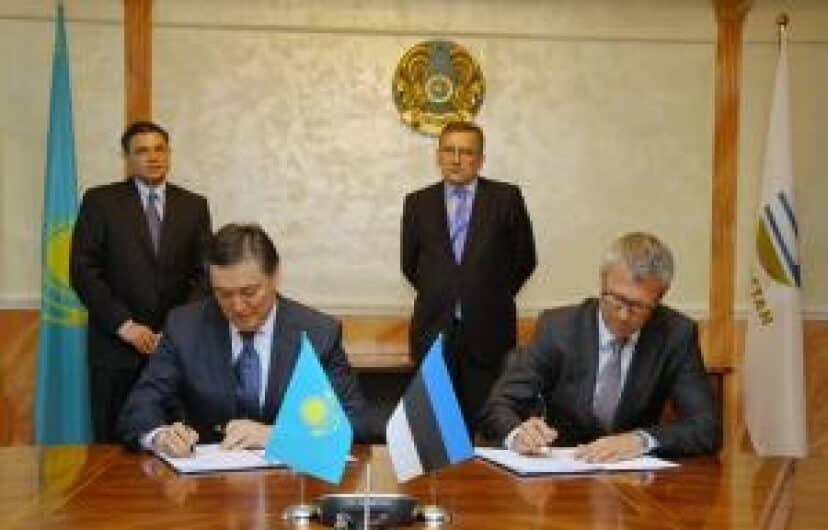 Contract signed for 15 TE33A Locomotives from Kazakhstan to Estonia