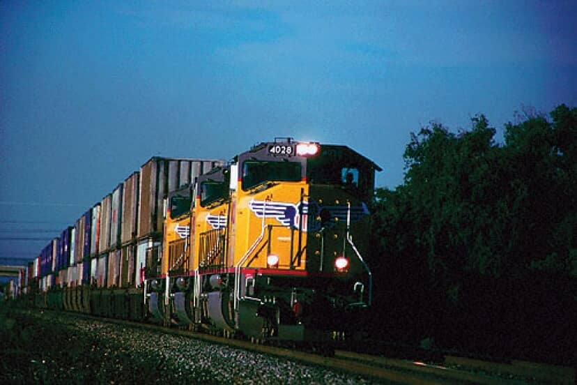 Union Pacific Railroad Earns 2012 Rail Carrier of the Year