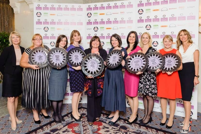Winners Announced in FTA Everywoman in Transport & Logistics Awards