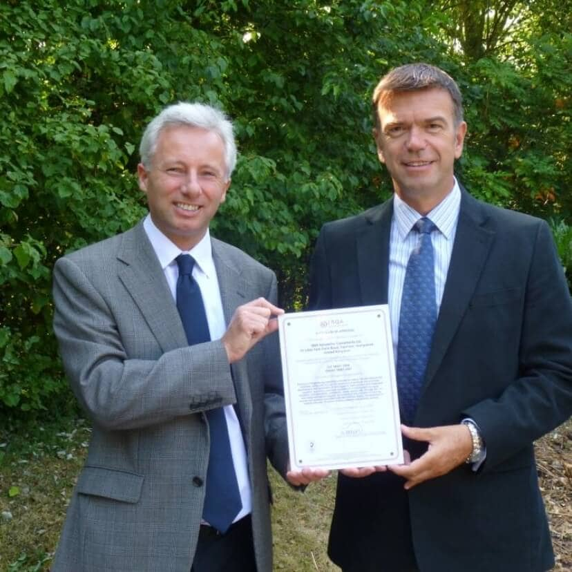 BMT Reliability Consultants Awarded ISO14001 and OHSAS18001