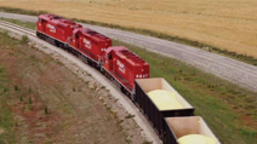 K+S Potash Canada and Canadian Pacific Sign Deal on Rail Logistics