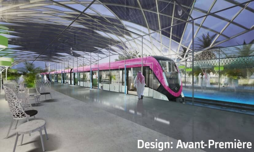 Alstom Awarded a Turnkey Metro Project by the city of Riyadh in the Kingdom of Saudi Arabia
