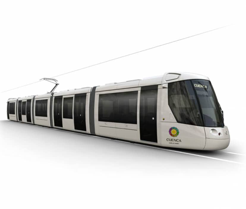 Alstom to Supply the Countrys First Tramway System to the City of Cuenca