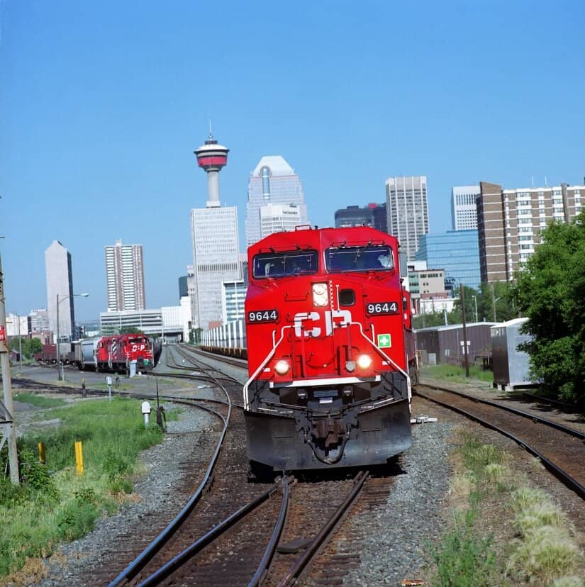 Canadian Pacific Reports Record Second-quarter Results