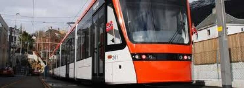 Stadler Receive Another Order for New Trams for Bergen and Extension of Maintenance Contract Until 2026
