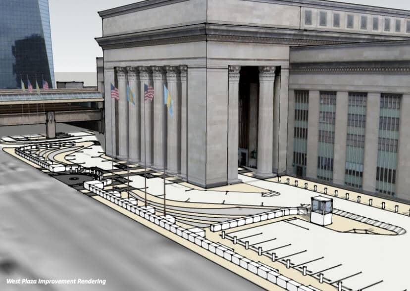 Amtrak Making Major Imporvements to Philadelphia 30th Street Station