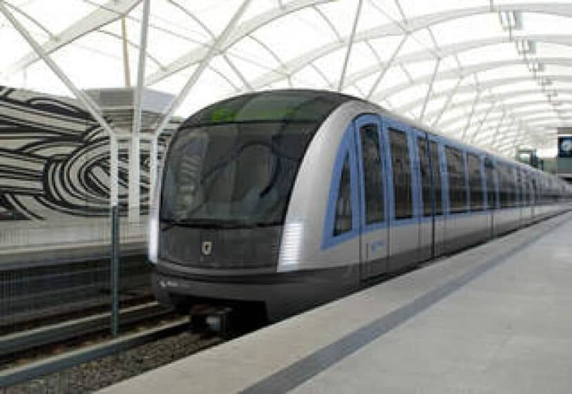 Award Winning Metro from Siemens: Munich C2 Train Wins Design Prize