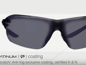 Rail Safety Glasses