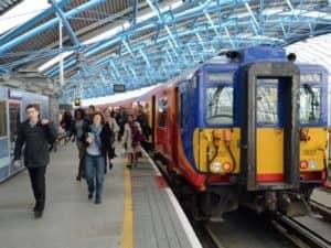First-passenger-train-arrives-on-Platform-20-at-Waterloo