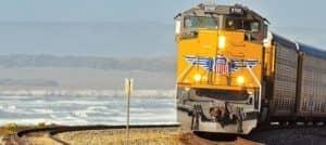 Union Pacific Railroad Increasing Train Speed on Rail Line in Wichita