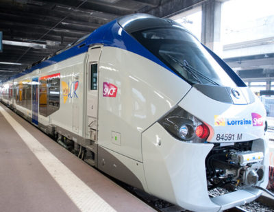 SNCF Mistake over Width of Trains