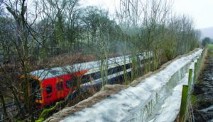 Concrete Canvas Cements its Reputation with Top Rail Award