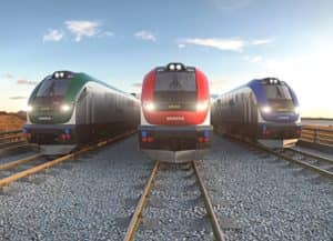 Siemens Wins an Additional Locomotive Contract in the USA