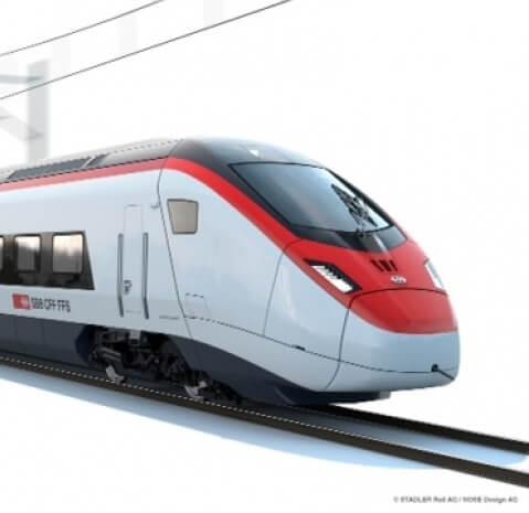Stadler Rail Wins Tender for NRLA Trains