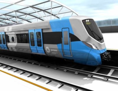 Alstom's Largest Suburban Train Project