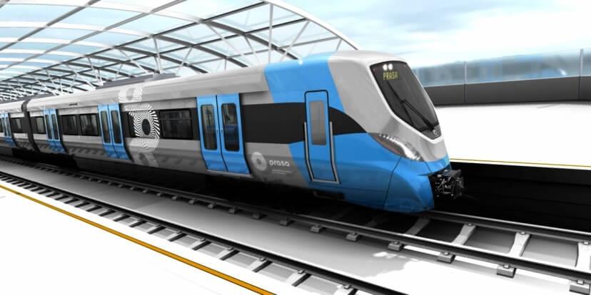 Alstom's Largest Suburban Train Project