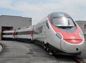 First of Eight Alstom Pendolino Trains Delivered on Time