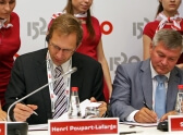 Alstom and Russian Railways Sign an Agreement to Develop Infrastructure Projects