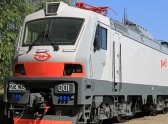 Alstom and Transmashholding obtain certification for their electric locomotive 2ES5 in Russia