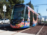 Alstom Inaugurates the First Citadis Compact as it Enters Commercial Service in Aubagne