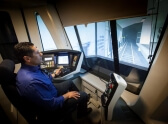 MTR Launches Cutting Edge Train Simulator Training Centre