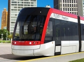 Bombardiers Catenary-Free Tram Technology Enables Start of Passenger Operations For China's Olympics