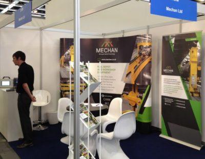 Mechan Highlights Innovations at Innotrans