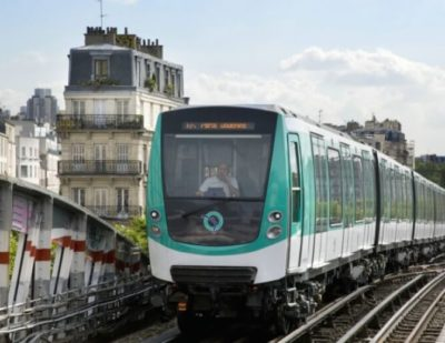 Bombardier to Supply 60 MF01 Metro Cars to RATP and STIF
