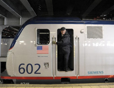 Siemens to Design and Build New Static Frequency Converter for Amtrak