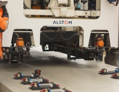 Alstom Sends Slab Cutting Technology to be Tested in Russia