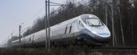 Alstom's Pendolino fleet