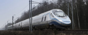 Alstoms Pendolino Fleet Starts Commercial Service on the Polish Network