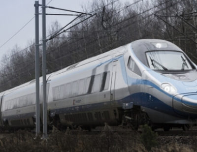 Alstoms Pendolino Fleet Starts Commercial Service on the Polish Network