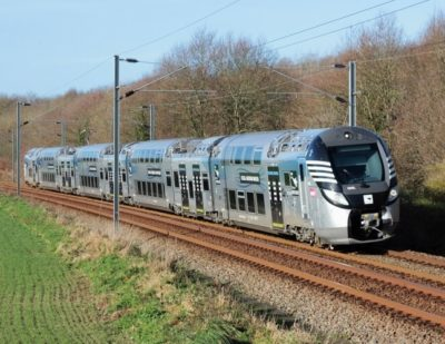 Bombardier to Supply 42 Regio 2N Double-Deck Trains to STIF and SNCF