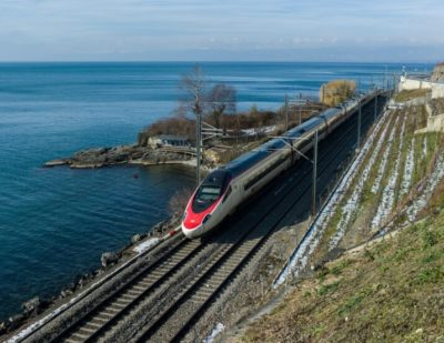 Alstom Signs 10-Year ETCS Maintenance Contract with SBB