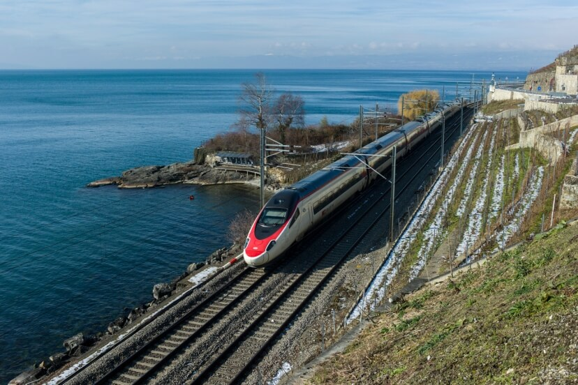 Alstom to Supply Four Additional Pendolino High Speed Trains to SBB