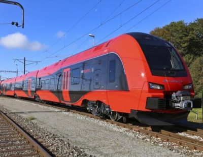 Countdown to New Swedish Open Access Train Service Begins