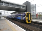 Automatic Ticket Gates Introduced at Edinburgh Park Station