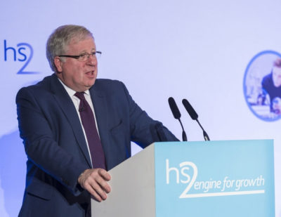 Transport Secretary Confirms Plans for High Speed Rail
